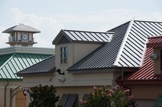 Destin Commons | PAC-CLAD Metal Roofing