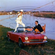 1967 Welcome back Fiat 124 Sport Spider | Credit: Centro Storico Fiat