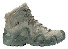 Lowa Zephyr GTX Mid TF (Color = Sage)  #Footwear #Tactical #Tactical_Footwear #Tactical_Gear