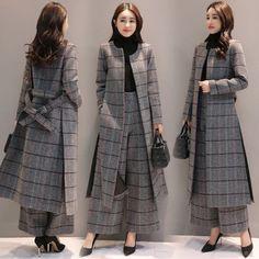 Iranian Women Fashion, Muslim Fashion, Hijab Fashion, Fashion Dresses, Suit Fashion, Look Fashion, Trendy Fashion, Modest Dresses, Stylish Dresses