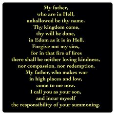 Magnus Bane prayer to summon his Father (City of Heavenly Fire by Cassandra Clare ~ The Mortal Instruments book 6) Quote      Also....this is kind of creepy!!! like super creepy