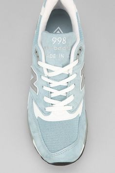 97ad24e2efe8 New Balance  998  in Sky Blue Sock Shoes