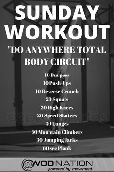 Amrap Workout, Workout Challenge, Weekly Workout Plans, Weekly Workouts, Workout Schedule, Workout Guide, Crossfit Workouts At Home, Sunday Workout, Nutrition