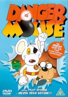 Danger Mouse (TV series 1981) - Pictures, Photos & Images - IMDb