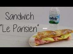 Sandwich jambon beurre (English subtitles) - YouTube