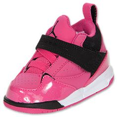 finest selection 4513f c95b9 Jordans 1 Flight Mid Girl Pink