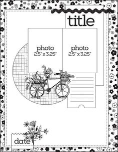 Double page layout with Viginia Nebel and PageMaps