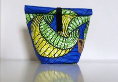 DIY Lunchbag Quilted Bag, Merry Christmas, Fancy, Bags, Inspiration, Fabrics, Bread Bags, African Print Fashion, Handarbeit