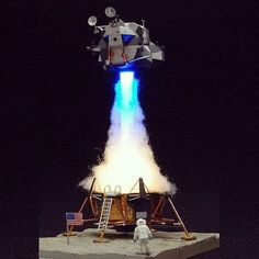 Hobbies And Collectibles Code: 7240314573 Apollo Space Program, Mood Light, Military Diorama, Toy Soldiers, Minis, Model Trains, Plastic Models, Scale Models, Astronomy