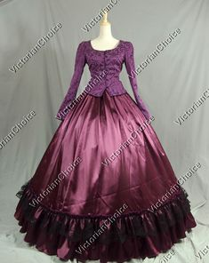 I ABSOLUTLY LOVE THIS DRESS! I am all hands in for vintage ball gowns. because I love how big they are and that they look like something a princess would wear!