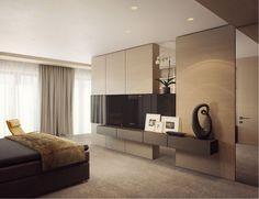 Enterijer sa prirodnim materijalima | Bedrooms, Master Bedrooms and Tv