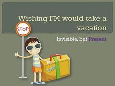 Fibromyagia- Wishing for a vacation.