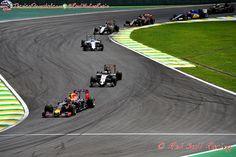 "Kvyat: ""Hemos sacado bastante más del máximo que esperábamos"" #Formula1 #F1 #BrazilGP"