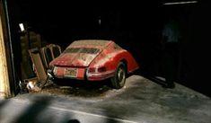 1967 Porsche 912 In Original Owners Garage