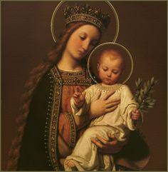 Virgin and Child BARNABA DA MODENA 1361-1383