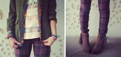fall fashion; free people; makes me want pants like these