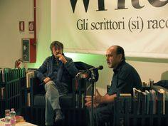 Aldo Nove – Contaminazioni: arte, letteratura, musica e teatro, dialoga con Mario De Santis