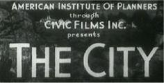 The City (1939)en arquia/filmoteca | Fundación Arquia
