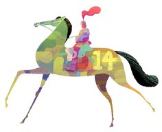 2014 Year of the Horse by Oren Haskins