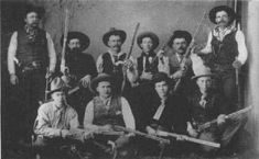 Texas Rangers date back to 1823 & are the oldest law-enforcement agency in North America with state-wide jurisdiction.
