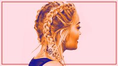 The 50 Best Celebrity Braids of All Time | StyleCaster