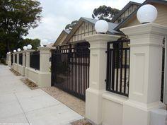 Beautiful fence design #KBHome