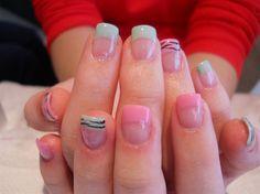 Gel Tips by NailsbyAnita - Nail Art Gallery nailartgallery.nailsmag.com by Nails Magazine www.nailsmag.com #nailart