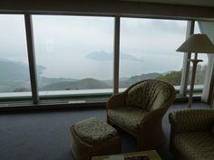 "Mattina, Camera di ""The Windsor Hotel TOYA"", Toyako-Onsen(Terme), Hokkaido Japan"
