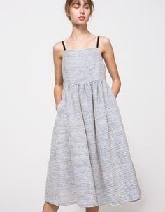 Strappy Full Dress