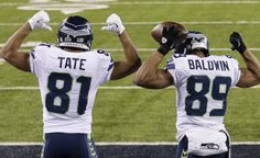 #Seattle #Seahawks #GoldenTate #DougBaldwin