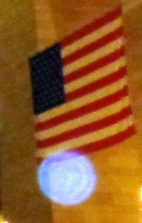 Orb Pro: Puzzling #Paranormal Pendulous Patriotism?