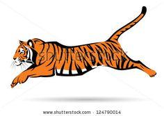 stock-vector-tiger-jumping-vector-illustration-124790014.jpg (450×320)