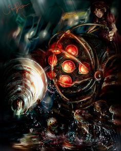 Provoked -Bioshock- by synchronetta.deviantart.com on @DeviantArt