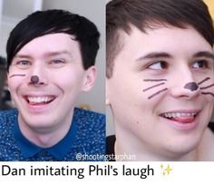 Sorry dan, only Phil can pull that laugh off
