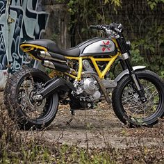 JAB #2!  SDR Scrambler by @ducati_metz  • Now it's your turn! Vote your favourite #customrumble works, decide which customization will win the rumble for the best Ducati Scrambler special! •