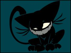evil-kitty-black-cat.jpg (800×605)