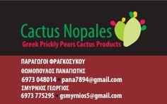 Επικοινωνήστε μαζί μας | CactusNopales.com