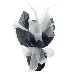 Silver, Black And White Wedding Favour | Craft Ideas & Inspirational Projects | Hobbycraft