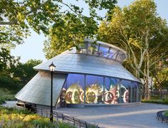 Seaglass Carousel – Battery Park, NYC