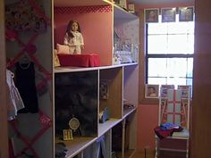 Saved By Grace, Chosen By Christ: My Doll's Rooms