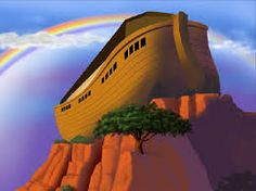 A Bíblia pela Bíblia: A arca de Noé e a vinda de Jesus.