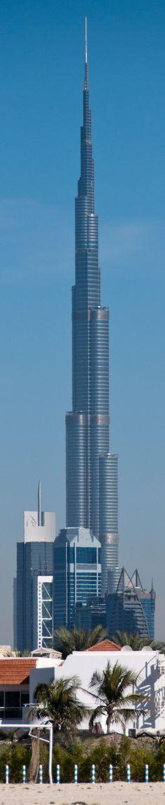 Blogpost: Burj Khalifa: Besuch am höchsten Gebäude der Welt