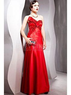 Trumpet/Mermaid Sweetheart Floor-length Stretch Satin Malay Satin Luxury Evening Dresses-USD$379.99