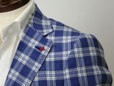 【楽天市場】ISAIA【イザイア】ジャケット 6980R 820 C21GSI CORTINA 8C wool line NAVY CHECK(ウール・リネン・ネイビーチェック):CINQUE CLASSICO