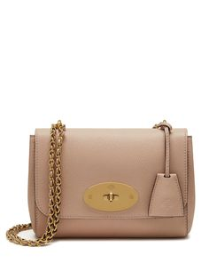 af71eab38f Buy Clay Mulberry Lily Small Classic Grain Leather Cross Body Bag from our  Handbags