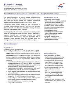 software engineer resume template example httpwwwresumecareerinfo - Microsoft Works Resume Templates