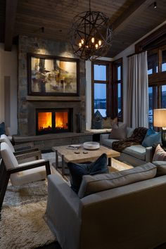 Top 70 Best Great Room Ideas - Living Space Interior Designs From contemporary and modern to traditional and rustic, discover the top 70 best great room ideas. Explore cool living space interior designs for your home.