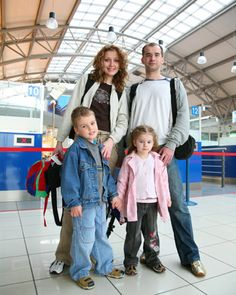 The daddy packhorse: Tips for air travel with kids