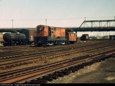 RailPictures.Net Photo: 590-599 Series. New York, New Haven & Hartford Railroad FM H-16-44 at Providence, Rhode Island by Donald Haskel