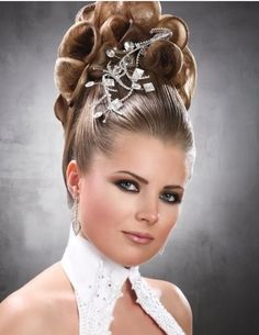 1000 Images About Blonde UpDo Hairstyles On Pinterest